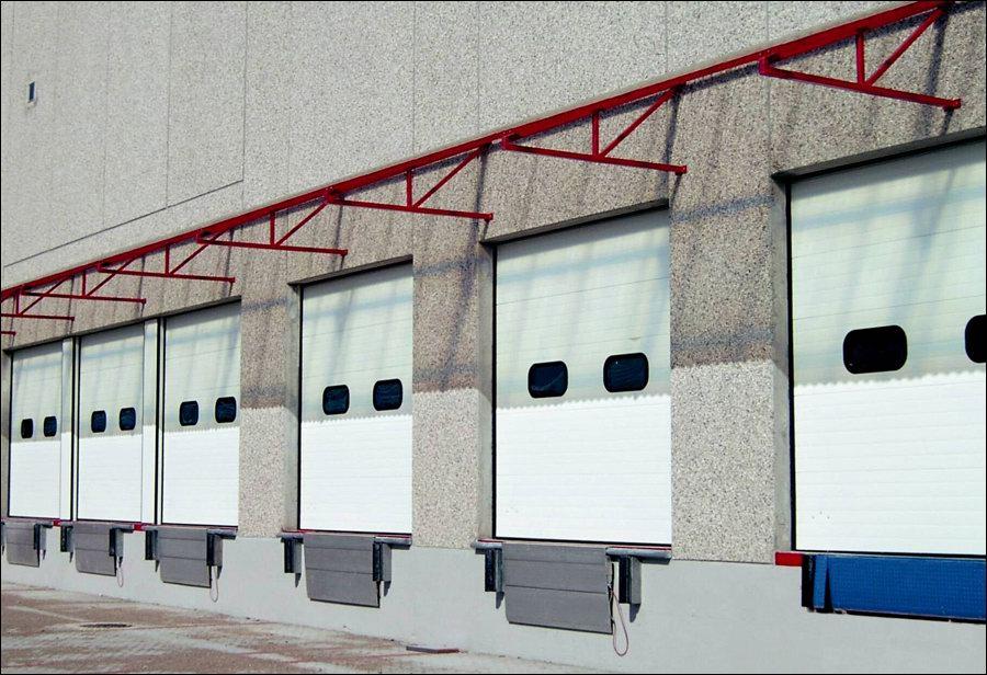 Ablakos DITEC ipari kapu
