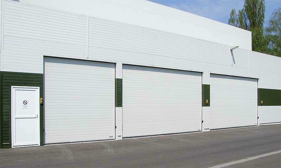 Az Ecotor ipari kapu elegáns, korszerű és megbízható nyílászáró