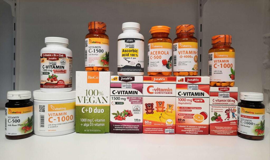 vitaminpro vitamin táplálékkiegészítő webáruház